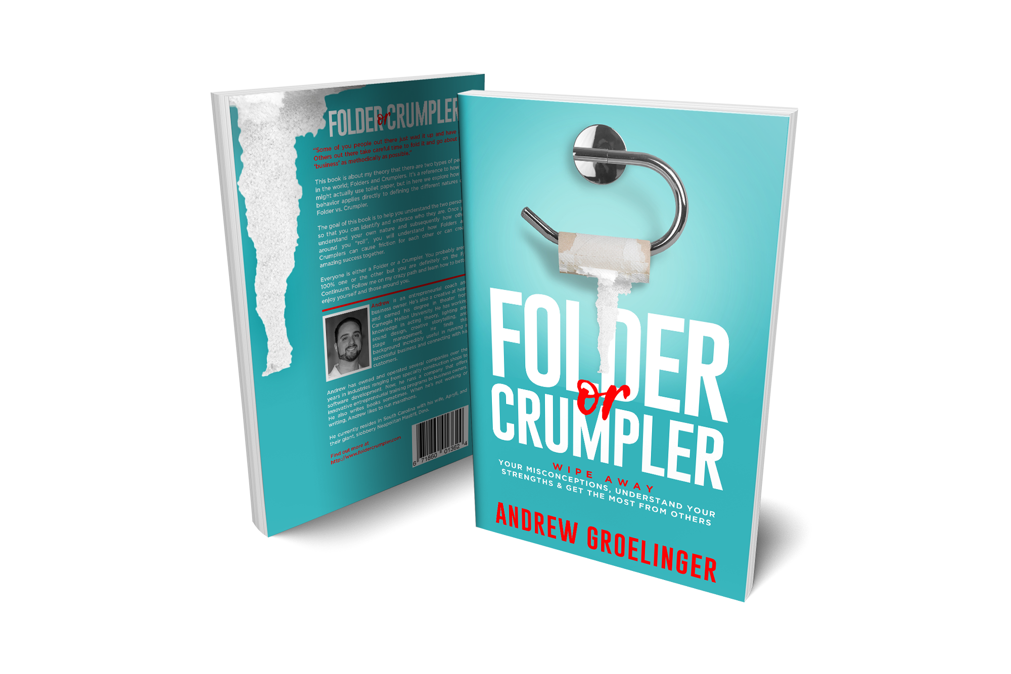 Folder or Crumpler Book